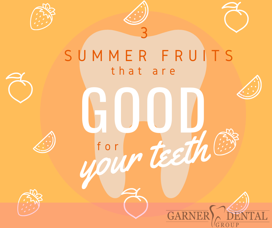 3 Fruits That Your Teeth Love